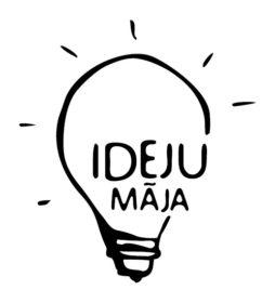 IDEJU MĀJA logo