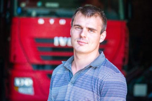 TUESI.LV | Edgars Vinciuns - nodarbojas ar autopārvadājumiem