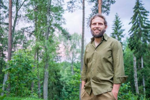 TUESI.LV | Ivars Kažmers - biologs
