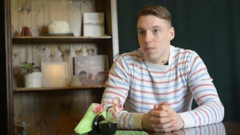 Сандрис Шталс - предприниматель в Айзпуте