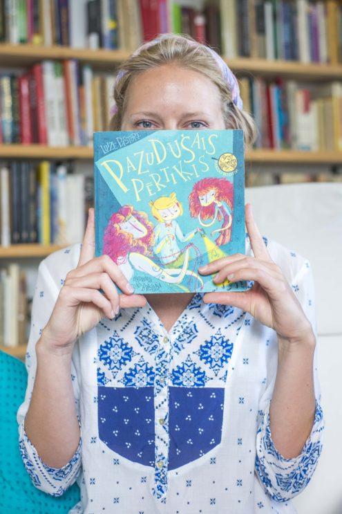 TUESI.LV | Luīze Pastore - writes adventure stories for children