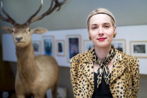TUESI.LV | Zanda Puče - jauno mediju māksliniece