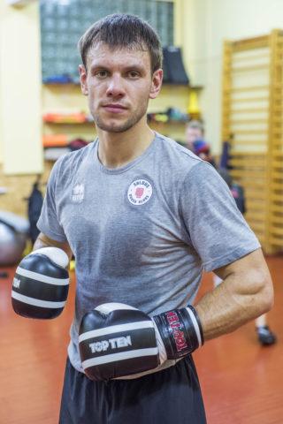 TUESI.LV | Ansis Pūce - boksa treneris 1