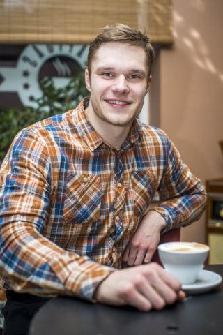 TUESI.LV | Māris Priekulis - kafijas bāra īpašnieks 1