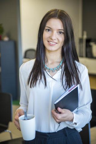 TUESI.LV | Liena Hačatrjana - strādā biznesa inkubatorā 1